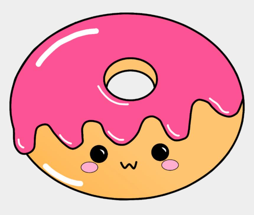 donuts clip art, Cartoons - #donuts #kawaii #donut #emoji #cute #sticker#freetoedit - Donuts Kawaii