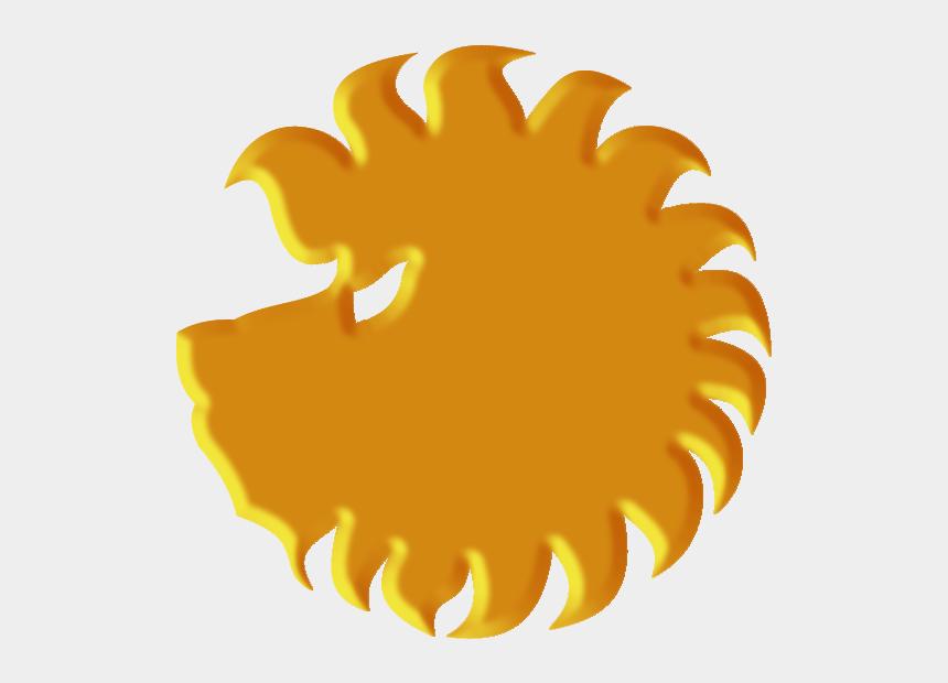 lion head clip art, Cartoons - Photo Lion Head Png - Emblem