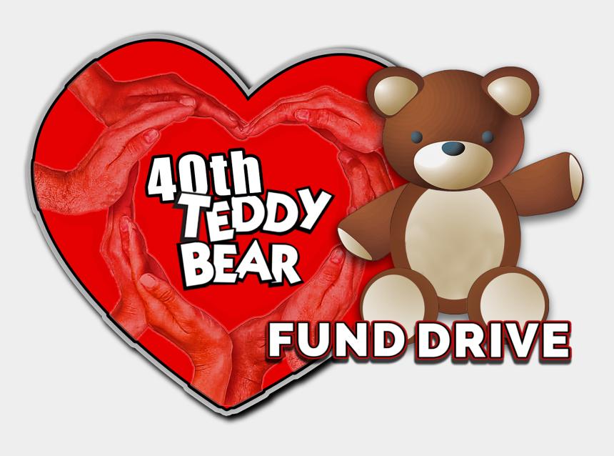 valentines day clip art banner, Cartoons - Teddy Bear