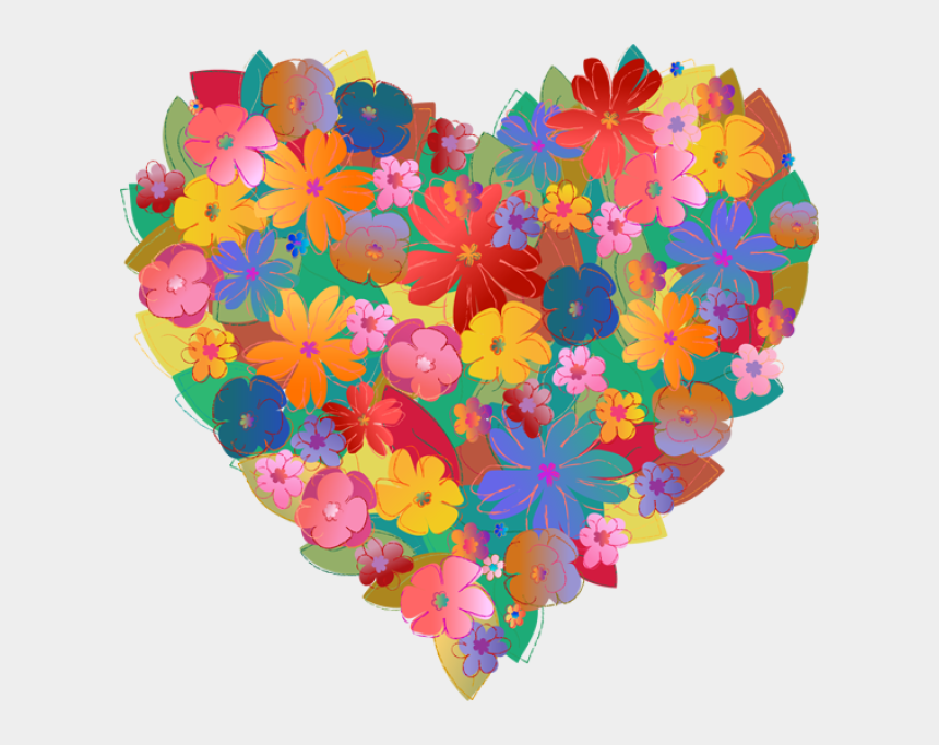 spring flower border clipart, Cartoons - Art Paper