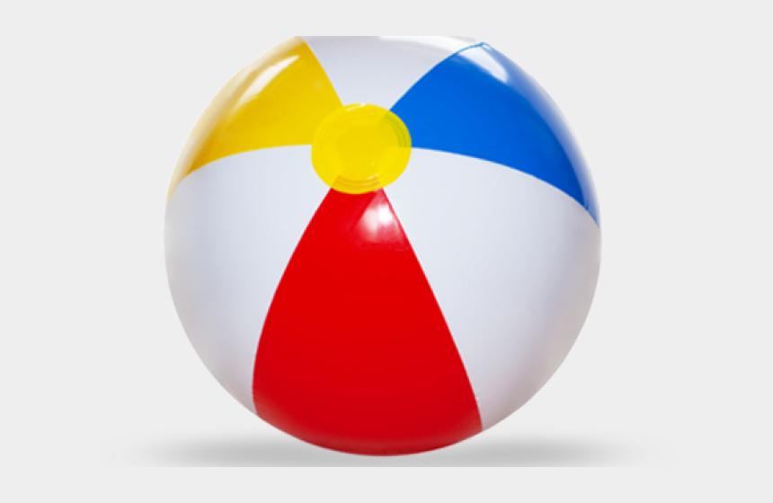 beach ball clipart, Cartoons - Beach Ball Clipart Non - Beach Ball Transparent Background