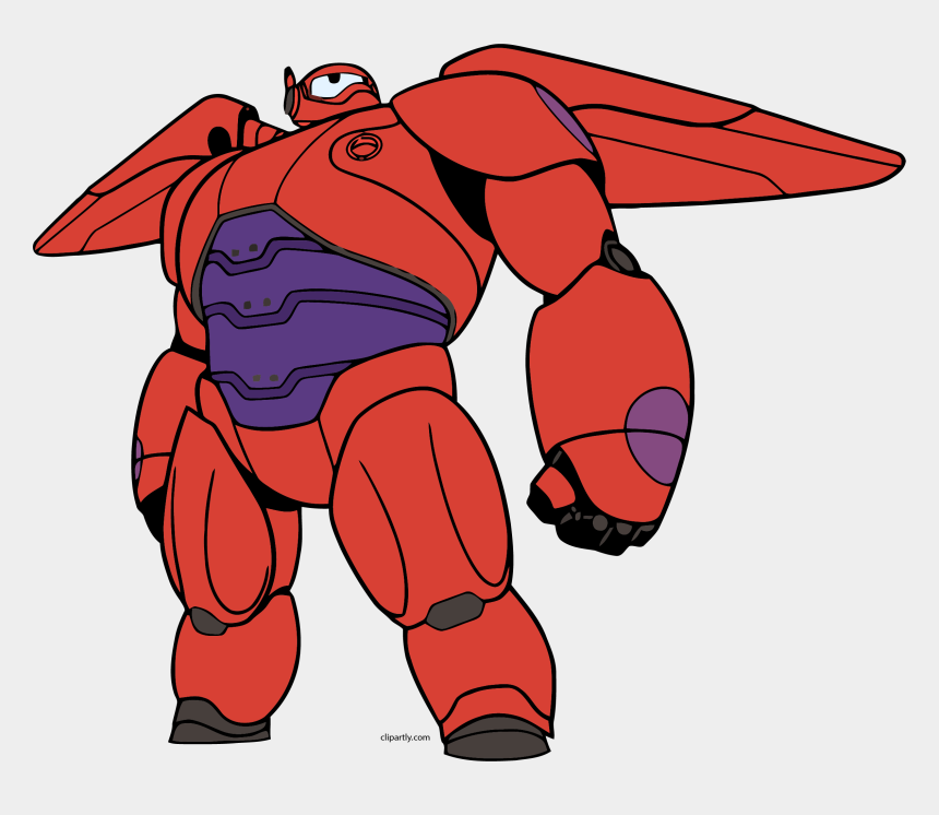 fly clipart, Cartoons - Baymax Mech Fly Png Clipart - Baymax Big Hero 6 Colouring Pages