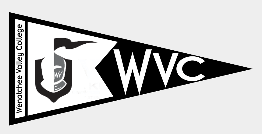 college clipart, Cartoons - Yakima Valley Community College Pennant