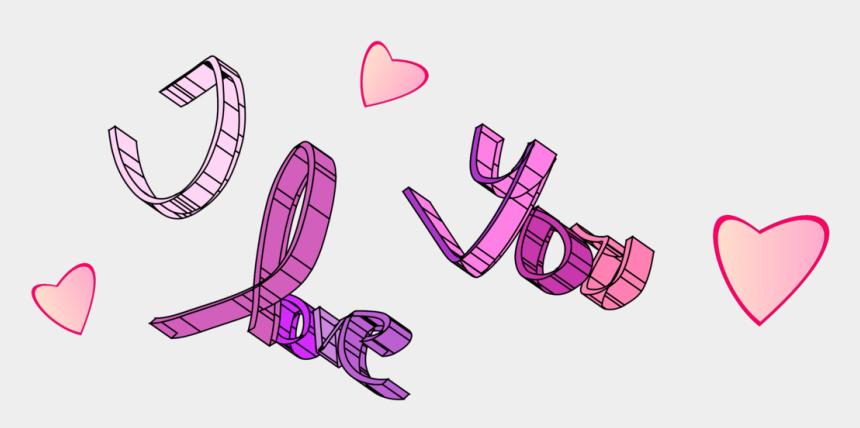 i love you clipart, Cartoons - Clip Art
