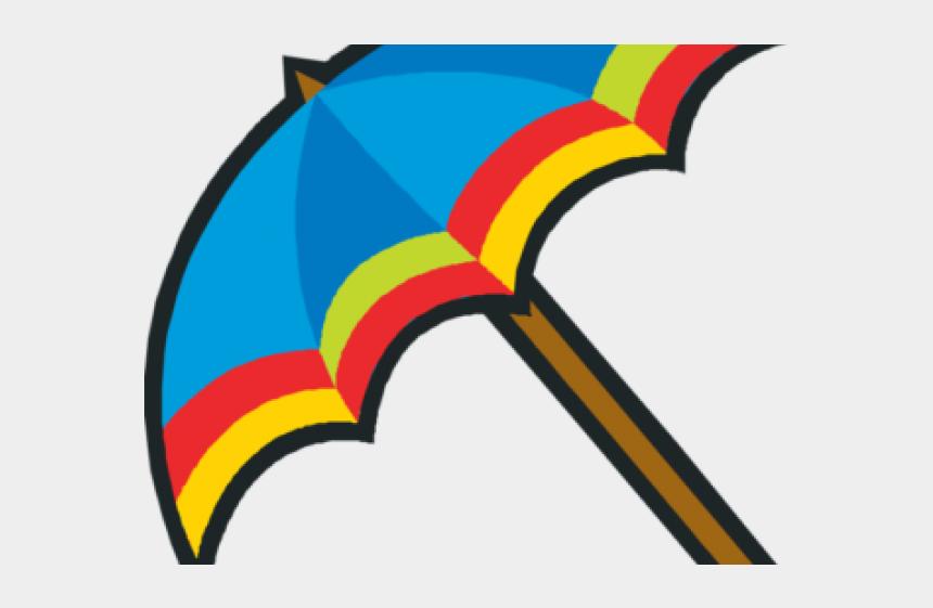 beach ball clipart, Cartoons - Clipart Wallpaper Blink - 7 Umbrellas Clip Art