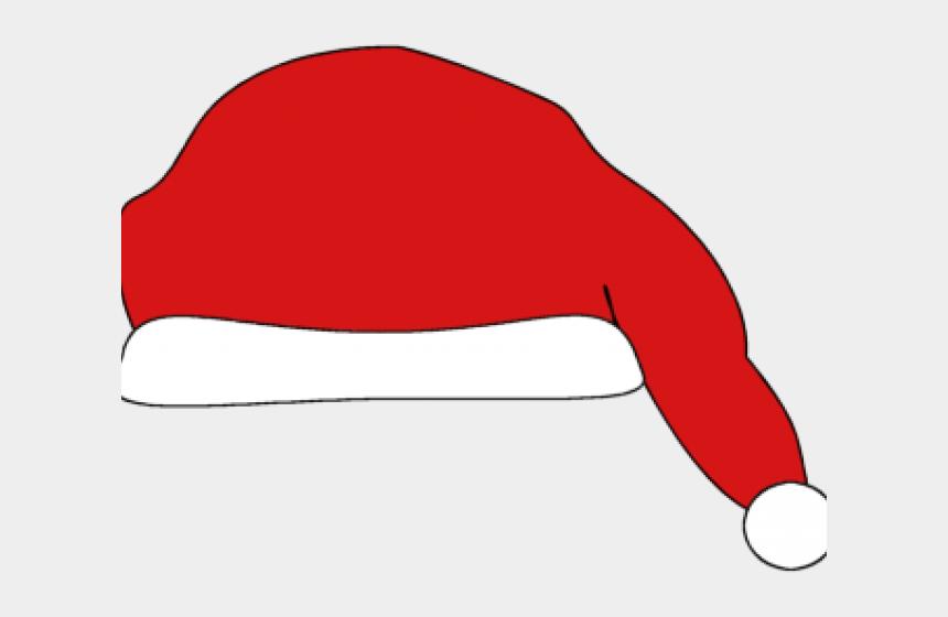 santa hat clipart, Cartoons - Santa Hat Clipart Cartoon - Santa Hat Clip Art Transparent