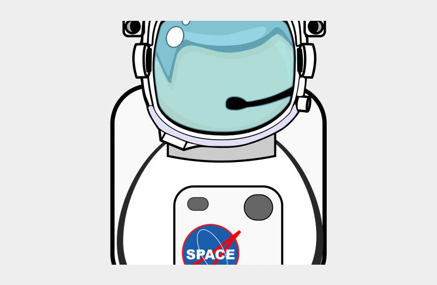 astronaut clipart, Cartoons - Astronaut Clipart Body - Astronaut Helmet Clipart