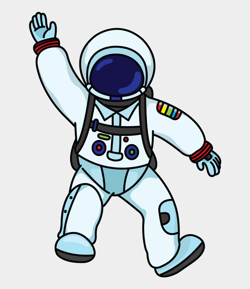 astronaut clipart, Cartoons - Drawing Area Astronaut - Astronaut Drawing Easy