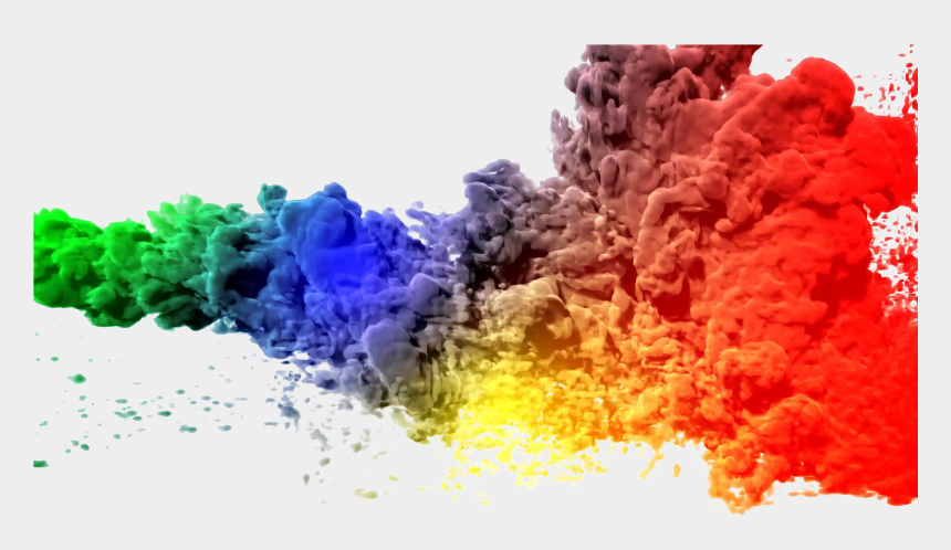 color clipart, Cartoons - Color Png Clipart - Color Smoke Png