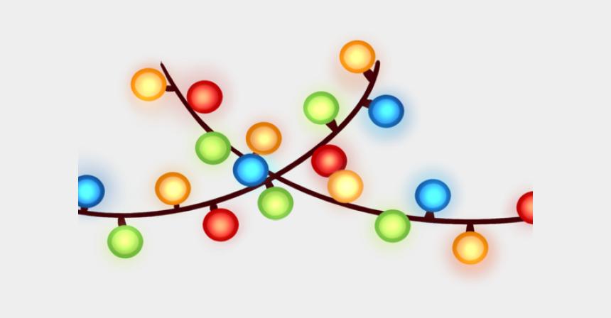 christmas lights clipart, Cartoons - Christmas Lights Clipart File - Ball Christmas Lights Png