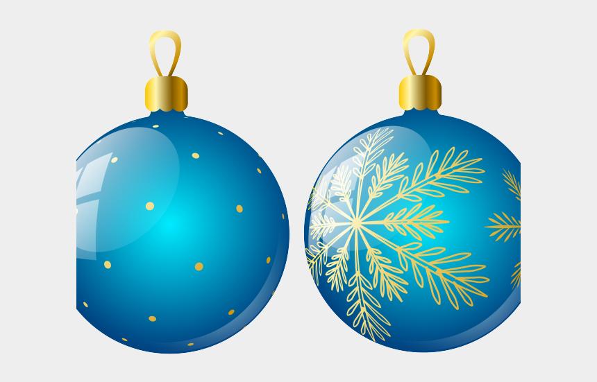 christmas ornament clipart, Cartoons - Blue Christmas Ornament Clipart