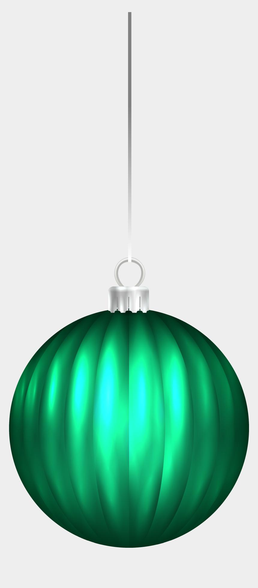 christmas decorations clipart, Cartoons - Green Christmas Ball Ornament Png Clip Art Image - Christmas Ornament