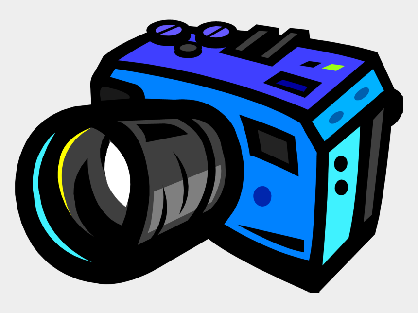 photography clipart, Cartoons - Photographer Free Content Clip Art Ⓒ - Camera Clipart