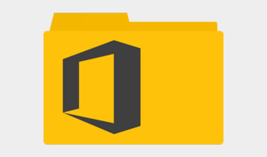 microsoft office clipart, Cartoons - Folders Clipart Microsoft Office - Microsoft Office 2016 Mac Folder