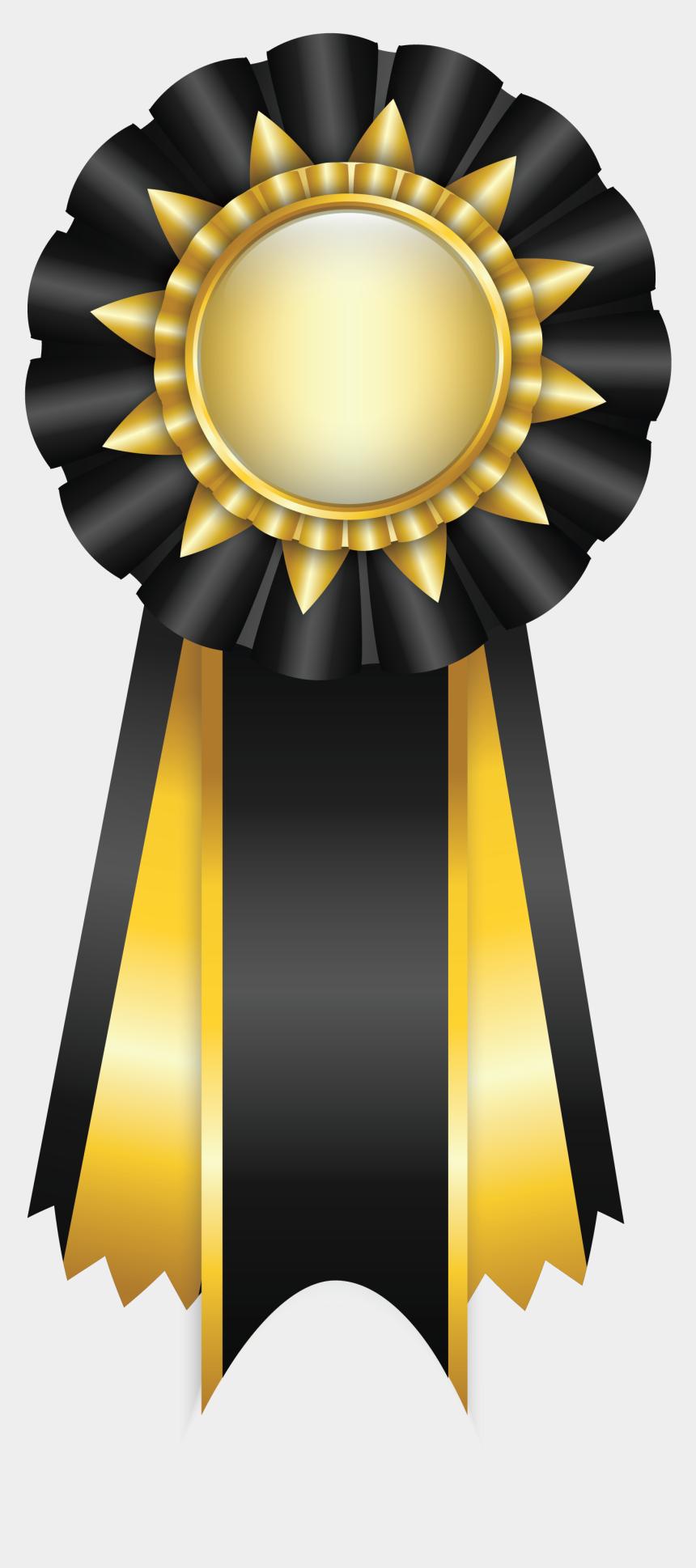 winner clipart, Cartoons - Black Rosette Ribbon Png Picture Backgrounds Ⓒ - Ribbon Design For Graduation