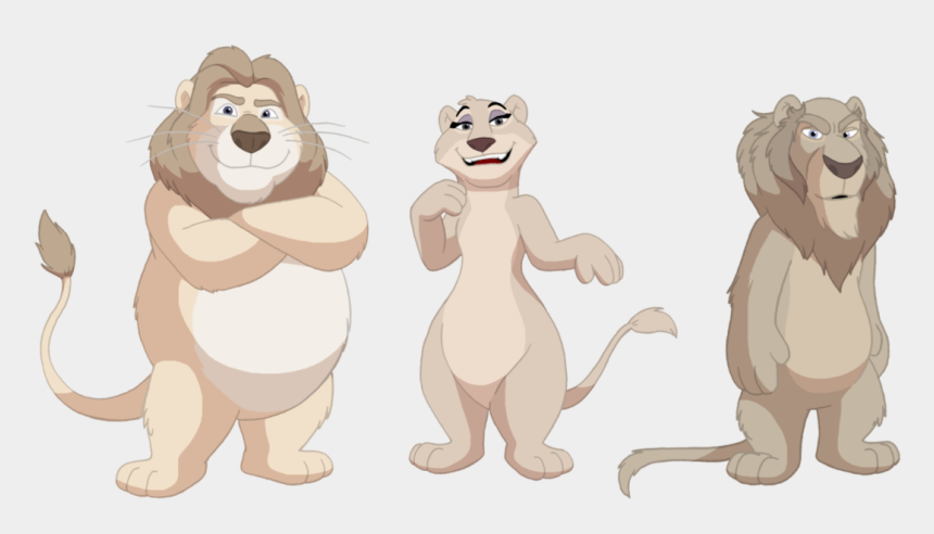 dad clipart, Cartoons - Commission Father Of The Pride By Retrouniverseart - Sarmoti Father Of The Pride Larry