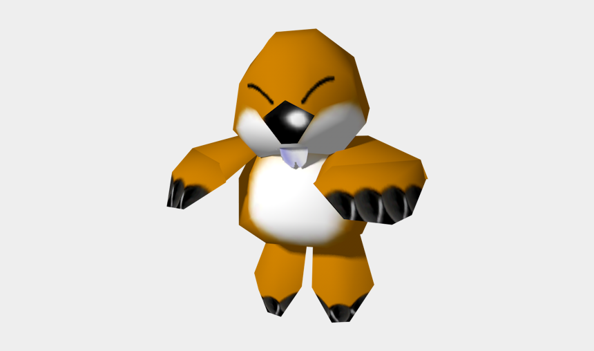 mole clip art, Cartoons - Download Zip Archive - Super Mario 64 Monty Mole