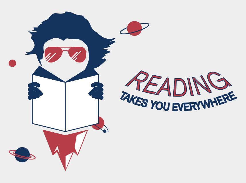 summer reading clip art, Cartoons - Clip Art
