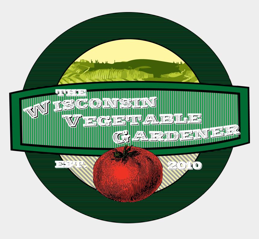 vegetable garden clip art, Cartoons - Wvglogo - Label