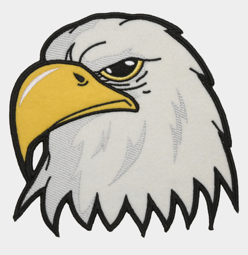 eagle head clip art, Cartoons - Eagle Head Cartoon Transparent