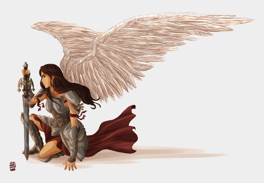 warrior clip art, Cartoons - Download Angel Warrior Free Png Image - Warrior Png Free
