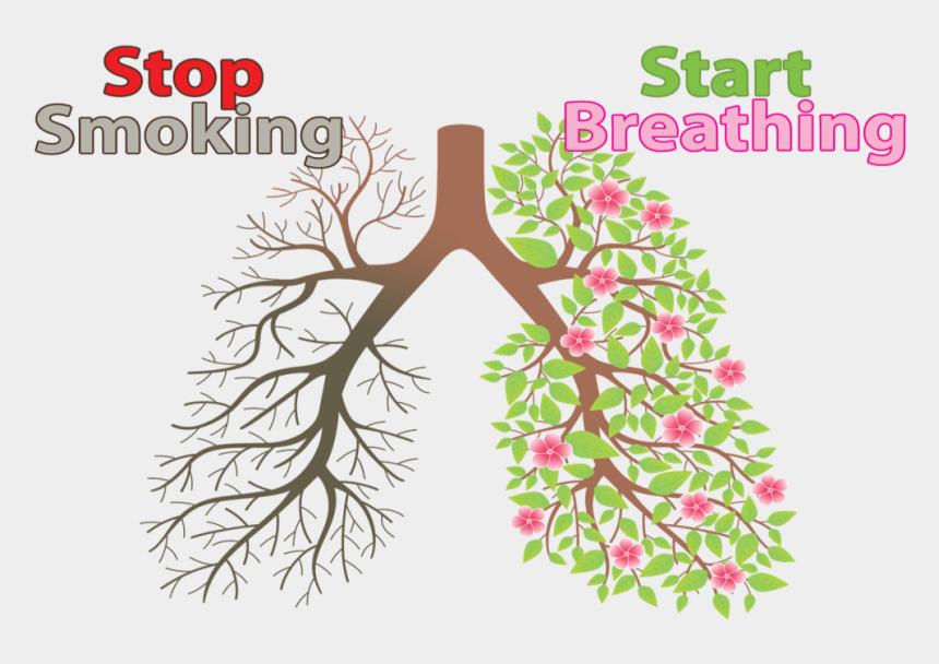 Stop Smoking Start Breathing Cliparts Cartoons Jing Fm