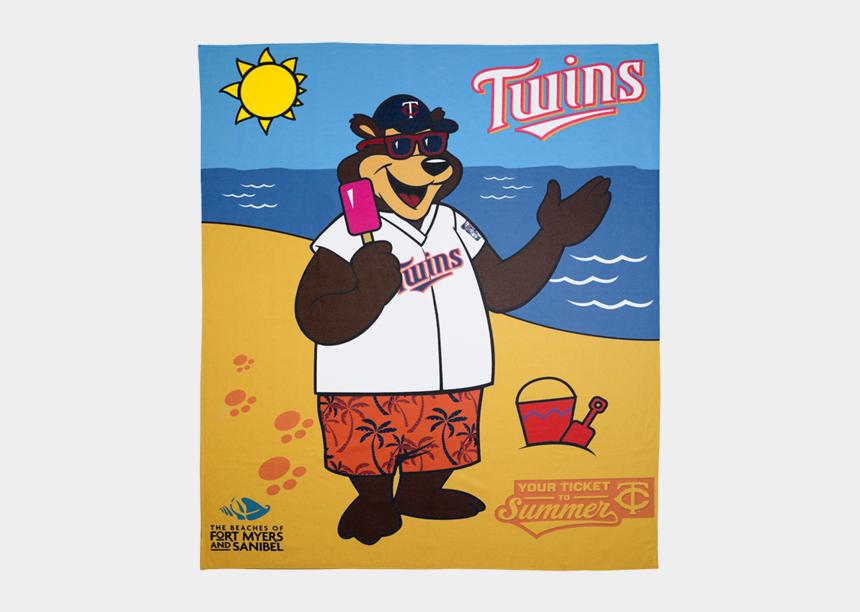 beach towel clip art, Cartoons - Be670s - Cartoon