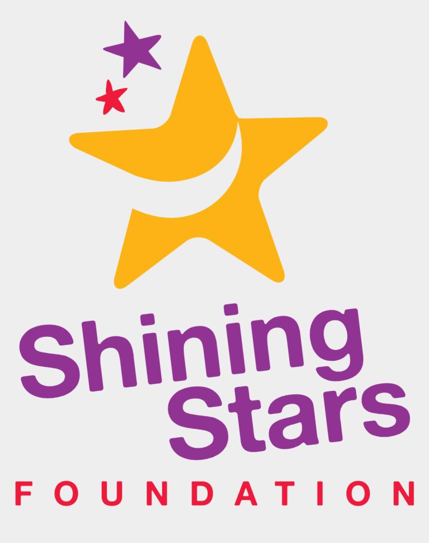 shining star clipart, Cartoons - Shiny Transparent Shining Star - Shining Stars Foundation Logo
