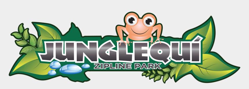 zip lining clip art, Cartoons - Junglequi Rainforest Ecoadventure Park