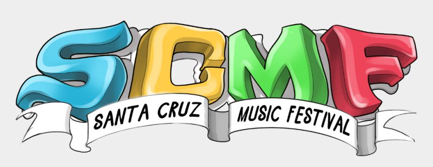 special events clip art, Cartoons - Santa Cruz Music Festival 2019 Lineup