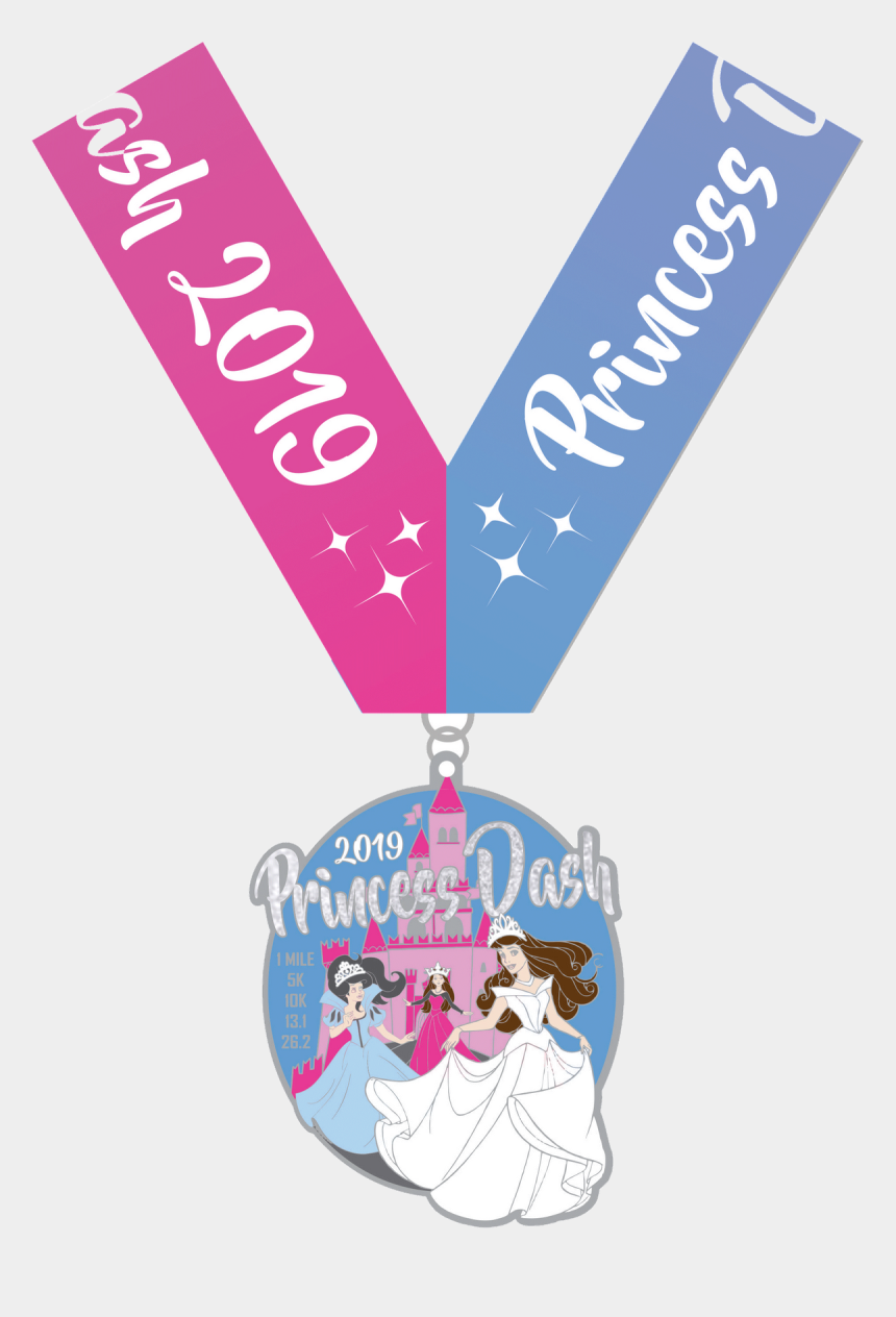 gobble til you wobble clip art, Cartoons - 2019 Princess Dash 1 Mile, 5k, 10k, 13.1, 26.2