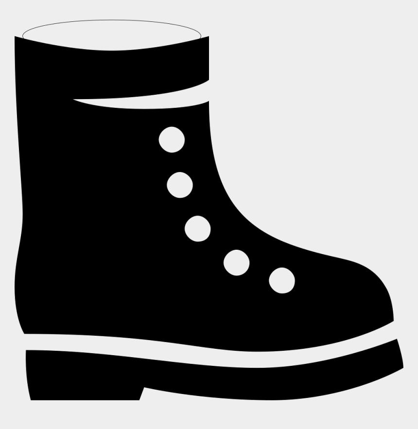 winter boots clip art, Cartoons - Winter Boots - Shoe