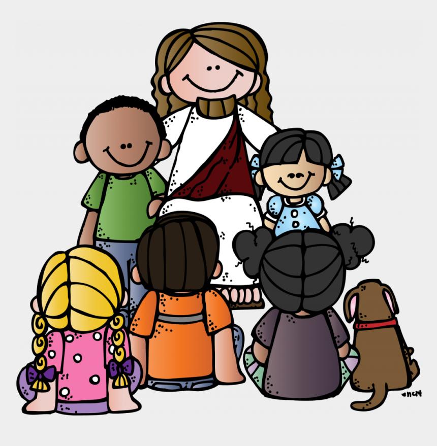 pretty clip arts, Cartoons - Download Pretty Jesus With Children Clip Art - Jesus Loves Children Clipart