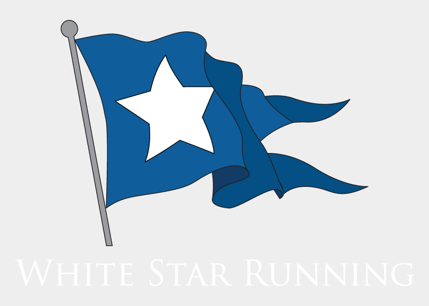 white star clip art, Cartoons - Find Your Next Race - White Star Running
