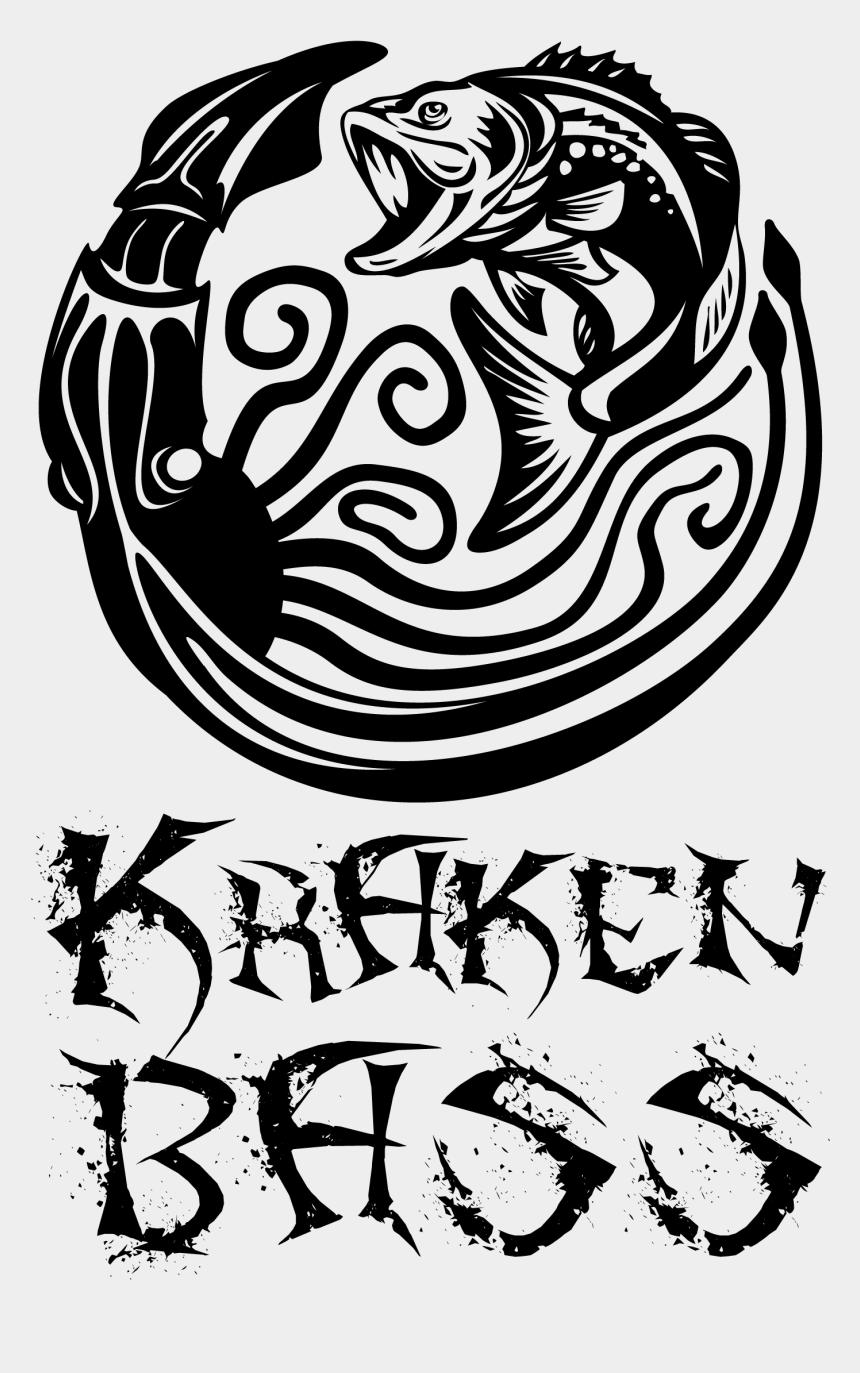 kraken clip art, Cartoons - Neko Creature Bait