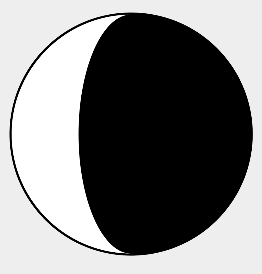 moon phases clip art, Cartoons - Lunar Phase