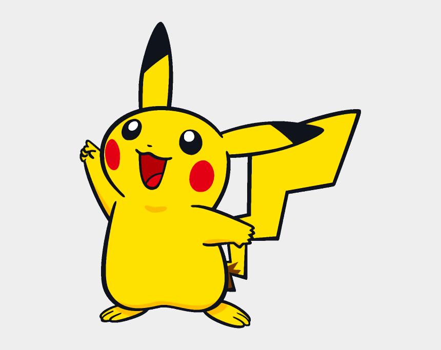pikachu clip art, Cartoons - Pokemon Pikachu Dream World