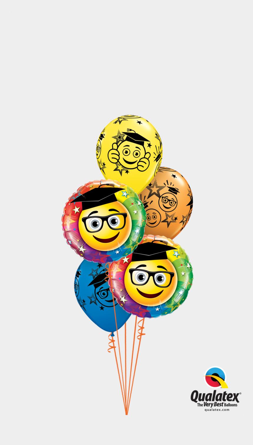 graduation party clip art, Cartoons - Big Smile Grad - Wedding 50th Anniversary Png