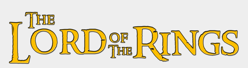 lord of the rings clip art, Cartoons - Lord Of The Rings Png