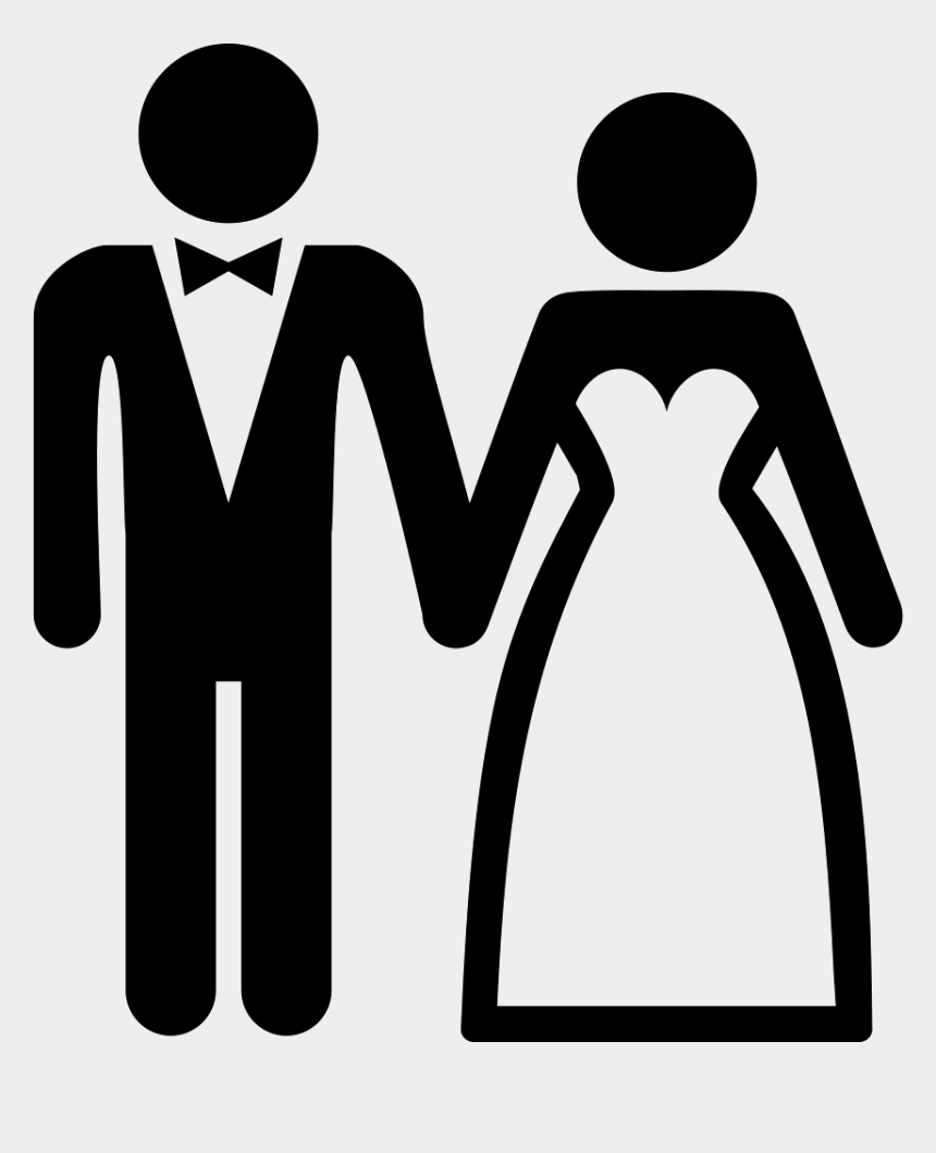 free wedding clipart, Cartoons - Pin Wedding Clipart Png Free Download - Wedding Icon Png Free