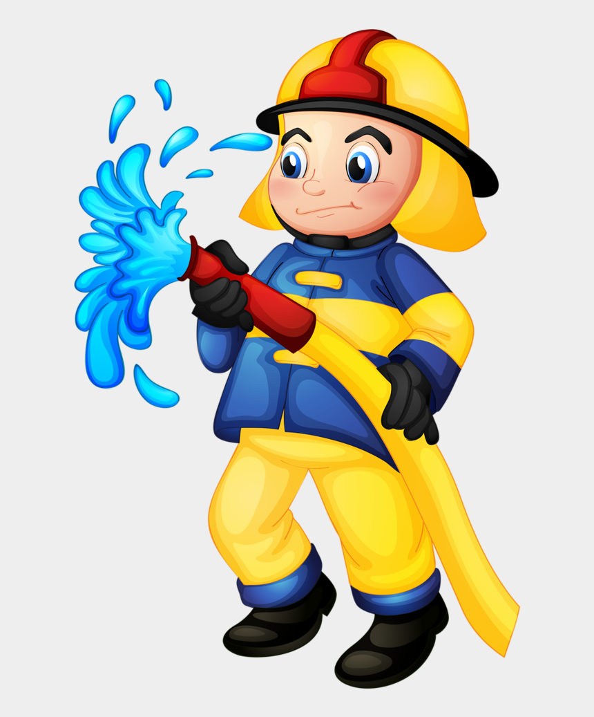 fireman clipart, Cartoons - Фото, Автор Soloveika На Яндекс - Fire Officer Clipart