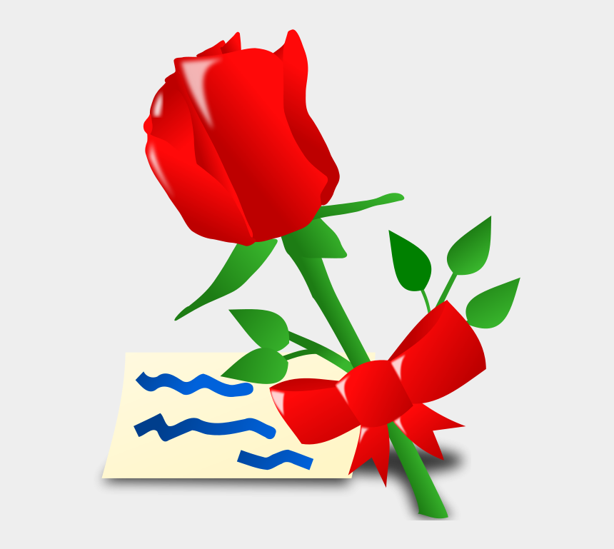 free valentine clipart, Cartoons - Valentine Day Icon - Valentine Rose Flowers Animation