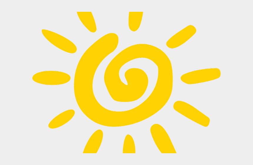 clipart sun yellow #1008 | Sun logo, Clip art, Sunrise logo