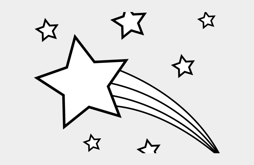 shooting star clipart, Cartoons - Shooting Star Clipart Line Art - Government Cheese Gif