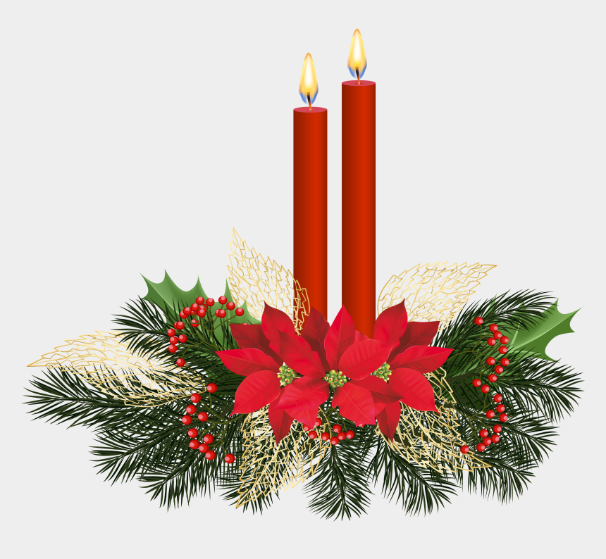 candle clipart, Cartoons - Christmas Candles Png Clip Artu200b Gallery Yopriceville - Transparent Christmas Candles Clipart
