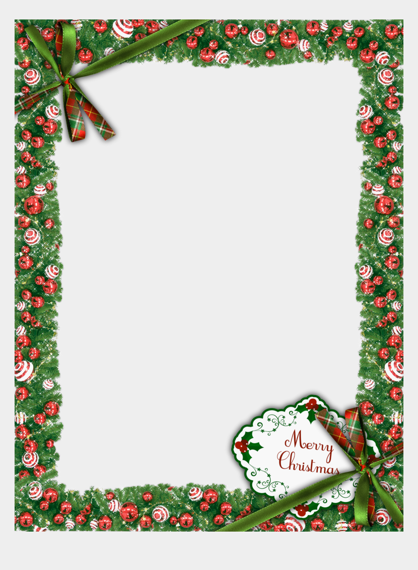 christmas border clipart, Cartoons - 15 Merry Christmas Frames And Borders Png For Free - Merry Christmas Frame Png
