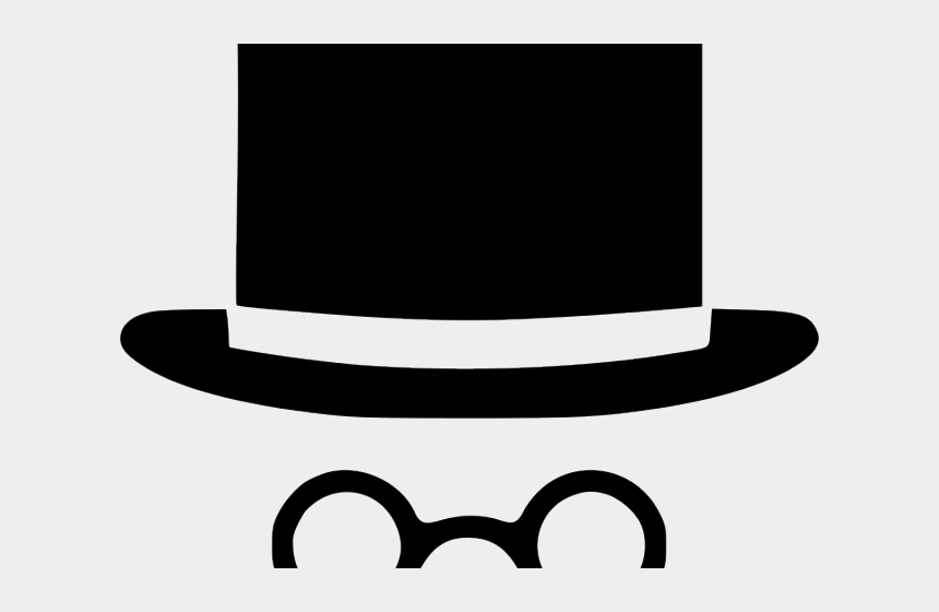 mustache clipart, Cartoons - Mustache Clipart Gentleman Hat - Hat And Mustache Png