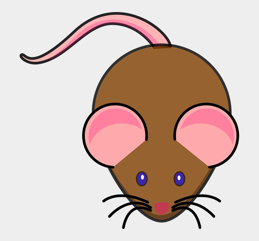 rat clipart, Cartoons - Rat Clipart Little Mouse - Cute Mouse Clip Art
