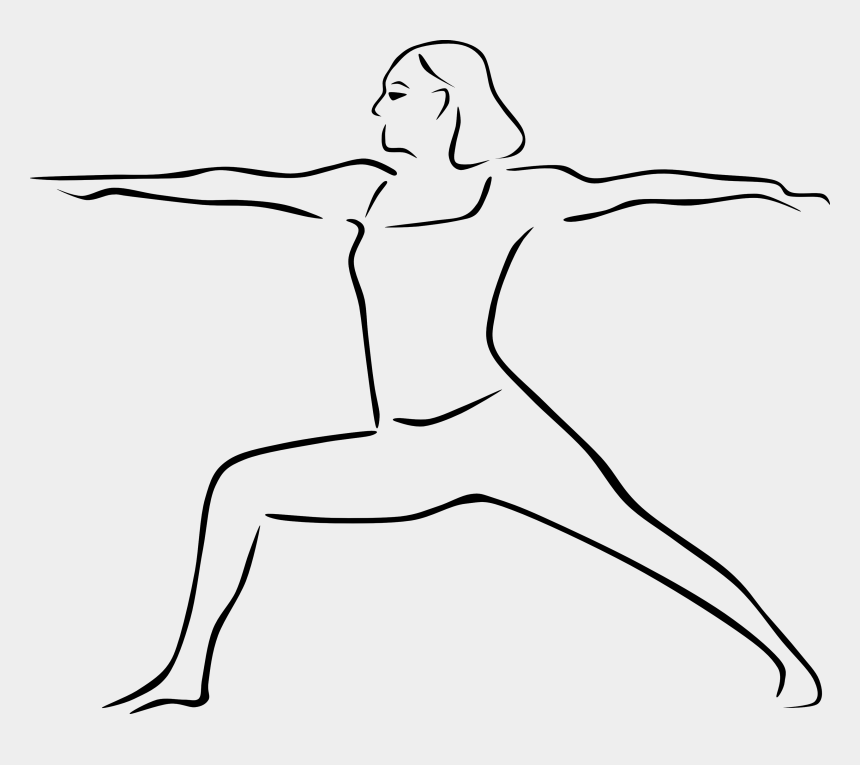 Yoga Clipart Black And White Drawing Of Yoga Poses Cliparts Cartoons Jing Fm