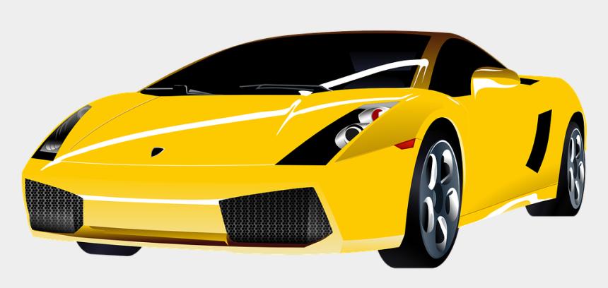 race car clipart, Cartoons - Kostenlose Vektorgrafik Luxus Auto Teuer Lamborghini - Lamborghini Clip Art Png